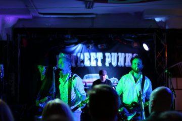 E Street Punks, Heko, The Duke, Juhana, Teemu, Mikko Kataja, Otso