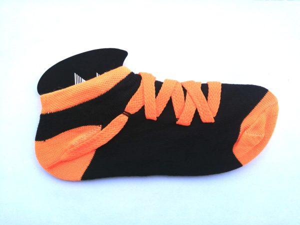 nauhasukat oranssi