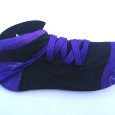 nauhasukat violetti